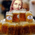"""German Oliver Struempfl competes to set a new world record in carrying one liter beer mugs over a distance of 40metres (131 feet, 3 inches) in Abensberg September 7, 2014. Struempfl carried 27 mugs over 40 metres to set a new record for the Guinness book of records. REUTERS/Michael Dalder (GERMANY - Tags: SOCIETY TPX IMAGES OF THE DAY)   ATTENTION EDITORS: THIS PICTURE IS PART OF THE PACKAGE """"Reuters Most Popular Instagram Posts 2014""""  SEARCH 'instagram posts' FOR ALL 30 IMAGES"""